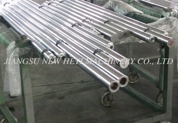 CK45 / 20MnV6 Hard Chrome Plated Rod / Hydraulic Cylinder Shaft