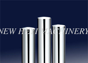 Induction Hardened Hardened Steel Shaft , Chrome Plated Piston Rods