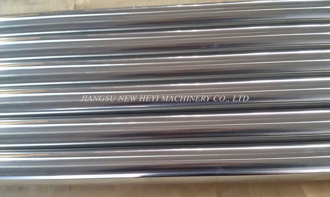 Precision Hardened Steel Shaft , Heavy Machine Piston Rods High Tensile